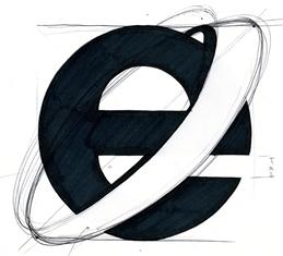 e的设计手稿2