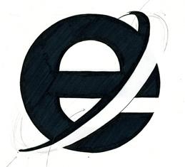 e的设计手稿1